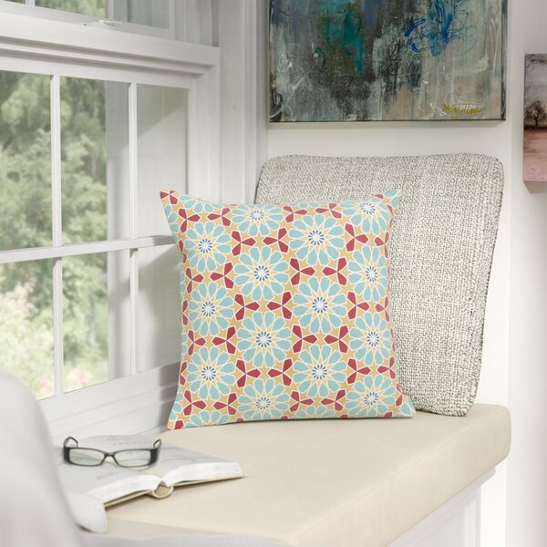 Neiman 100% Cotton Pillow Cover by Andover Mills